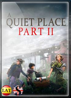 Un Lugar en Silencio: Parte II (2021) FULL HD 1080P LATINO/INGLES