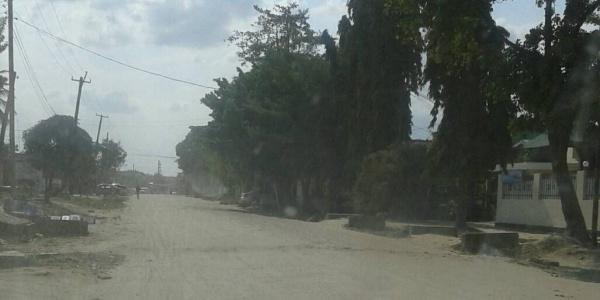 Barabara ya Dar es Salaam iliyoleta ugomvi