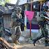 Marinir Indonesia - Amerika Temukan Musuh Di Hutan Selogiri