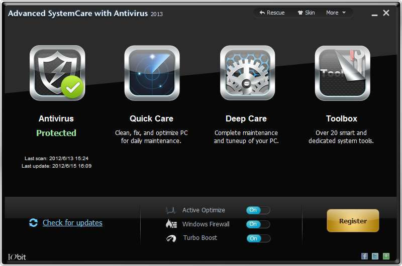 Advanced systemcare ultimate computer software product key vipre.
