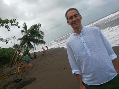 Playa de Tortuguero en Costa Rica
