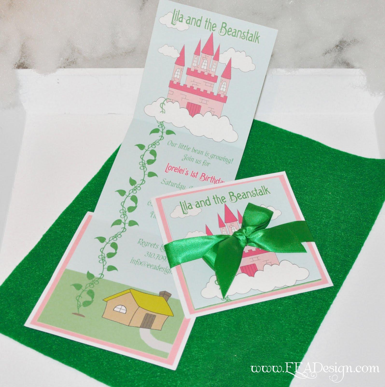 Enchanted Events Amp Design Event Recap Lila Amp The Beanstalk 1st Birthday
