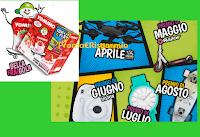 Logo Concorso Yomino ''Squeeze and Play'' : vinci monopattini, droni, orologi e molto altro