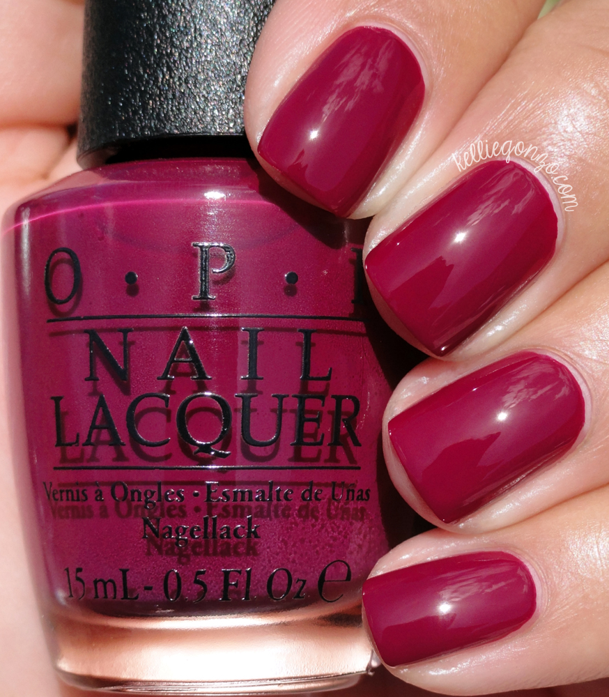 OPI What's The Hatter With You?