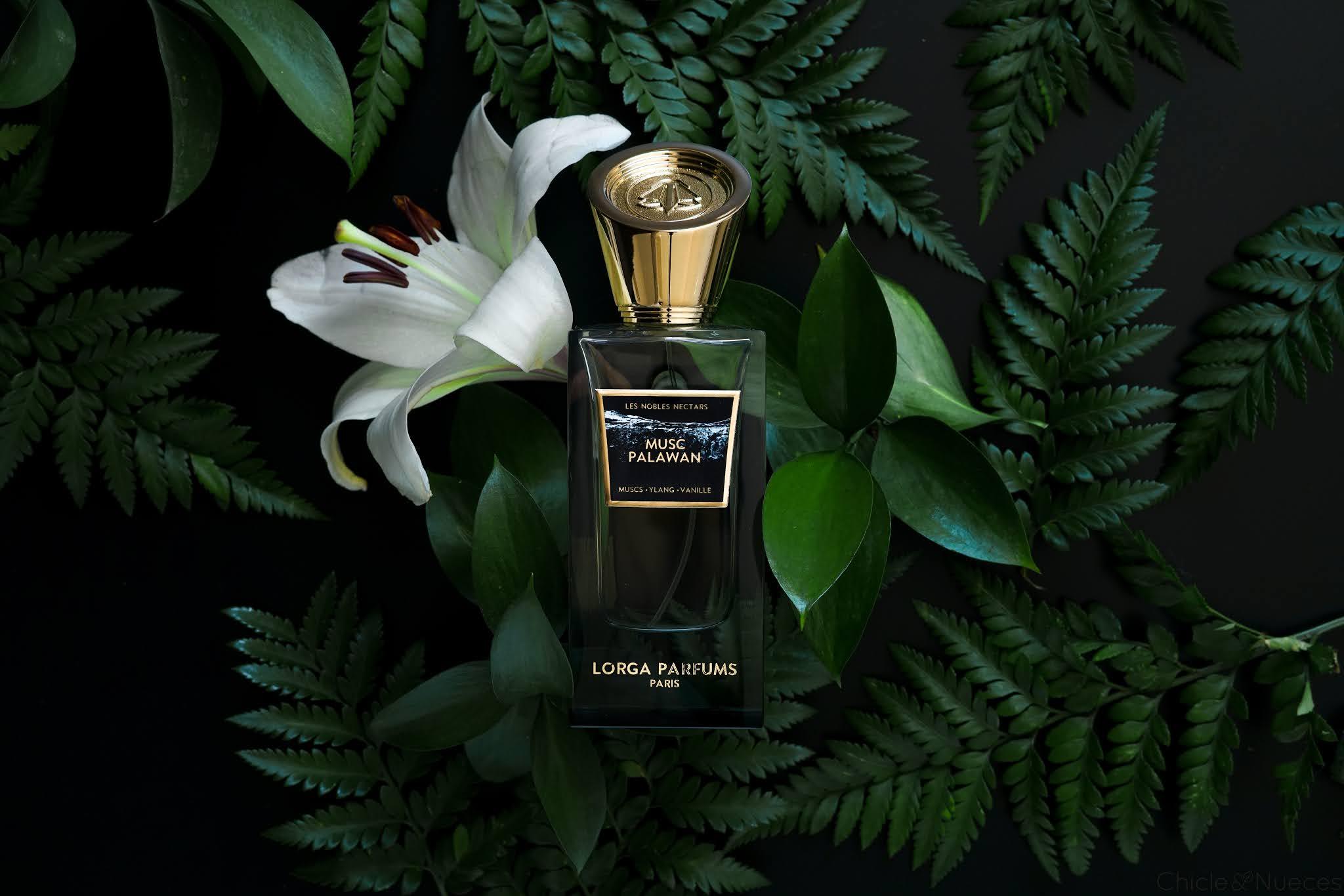 Lorga Perfumes Musc Palawan