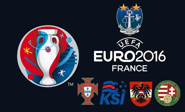 Guia da Eurocopa - Grupo F