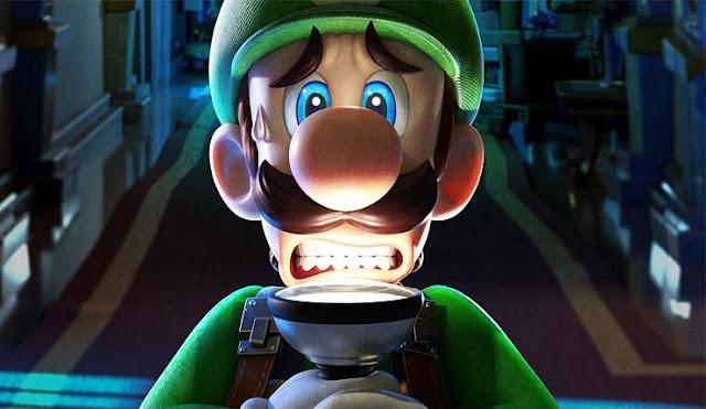 Luigi's Mansion 3 (Switch) receberá DLC pago