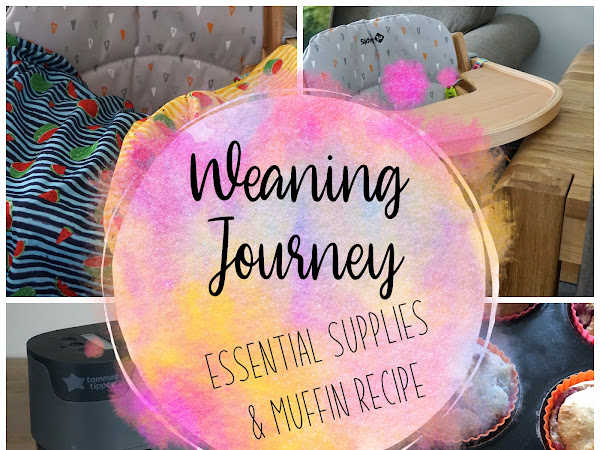 Weaning | Supplies & Muffin Recipe