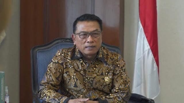 Moeldoko Heran Novel dkk Tak Lolos TWK Diributkan, Bandingkan dengan BPIP