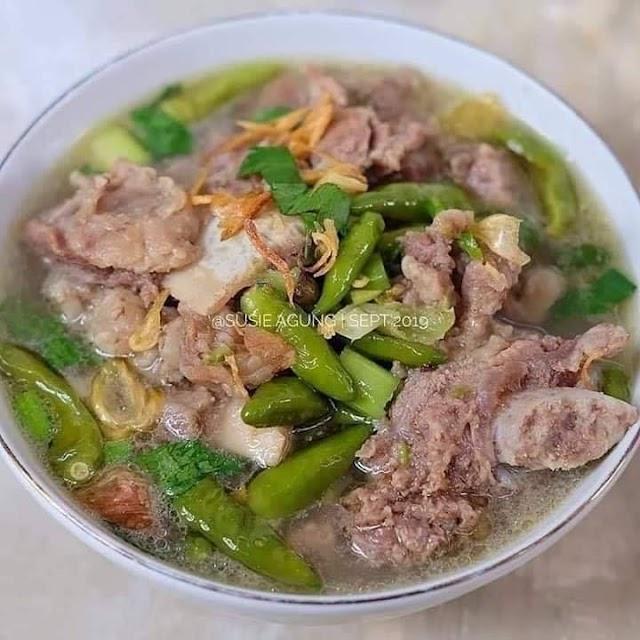 SOP Janda - Resep Olahan Daging Sapi