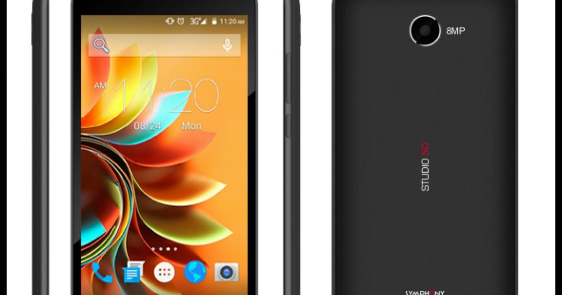 Symphony Xplorer Studio 50 Smart Android Mobile Phone