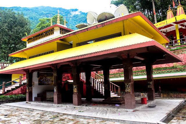 Mahadev Temple legship south sikkim ravangla