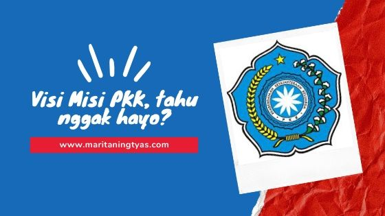 visi misi PKK