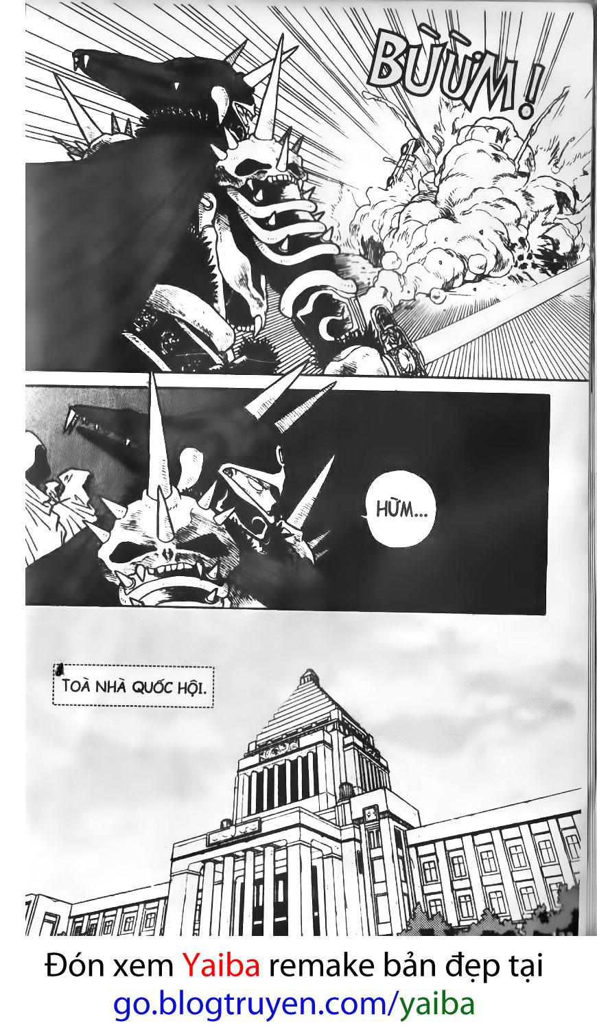 Yaiba chap 17 trang 4
