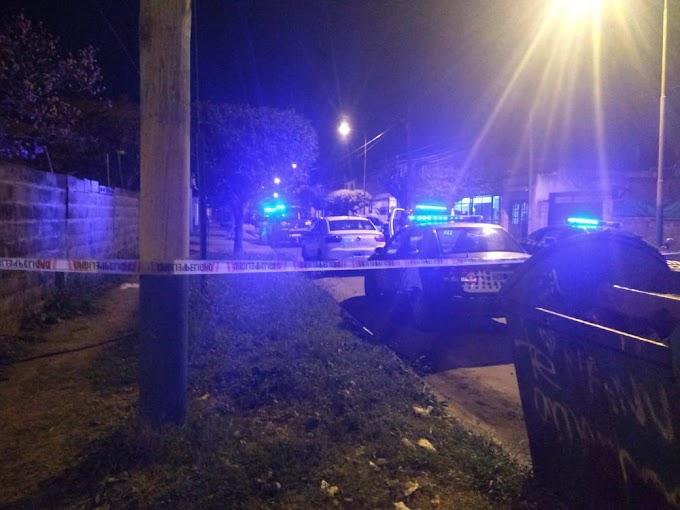 Un ataque sicario en Maipú y Baigorria en Barrio Talleres