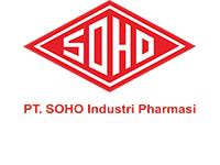 Lowongan Kerja Resmi : PT. Soho Industri Pharmasi Terbaru Desember 2018