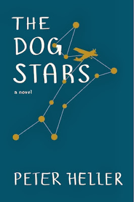 The Dog Stars by Peter Heller - Book cover