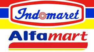 Inilah daftar Gaji karyawan Alfamart dan Indomaret terbaru 2018