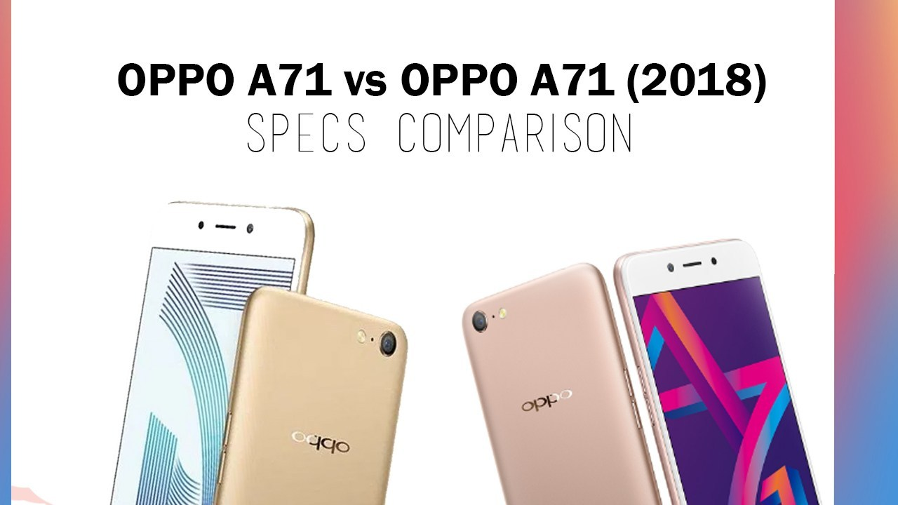 OPPO FIRMWARE COLLECTION: OPPO A71 2018 CPH1801 FULL