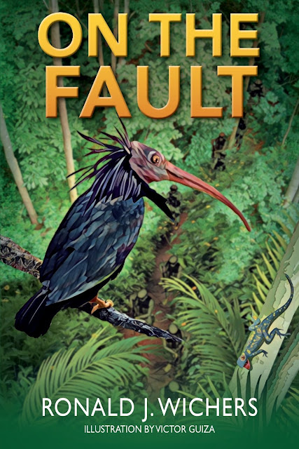 Book Cover for On the Fault by Ronald J. Wichers