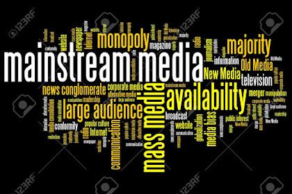 """DPR: Kepercayaan Masyarakat pada Media """"mainstream"""" Sudah Berkurang"""