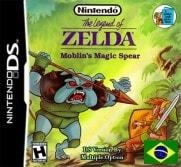 The Legend of Zelda Molblins Magic Spear (BR)