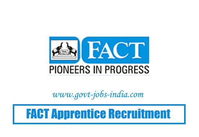 FACT Apprentice Recruitment 2020 – 98 Trade Apprentice Vacancy – Last Date 28 February 2020