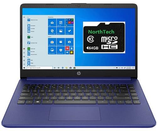 2021 Newest HP 64GB005DX Stream 14-inch HD Laptop