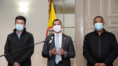 Gobierno Departamental, se articula con ministerios de Defensa e Interior, para atender situación del Municipio de Alto Baudó