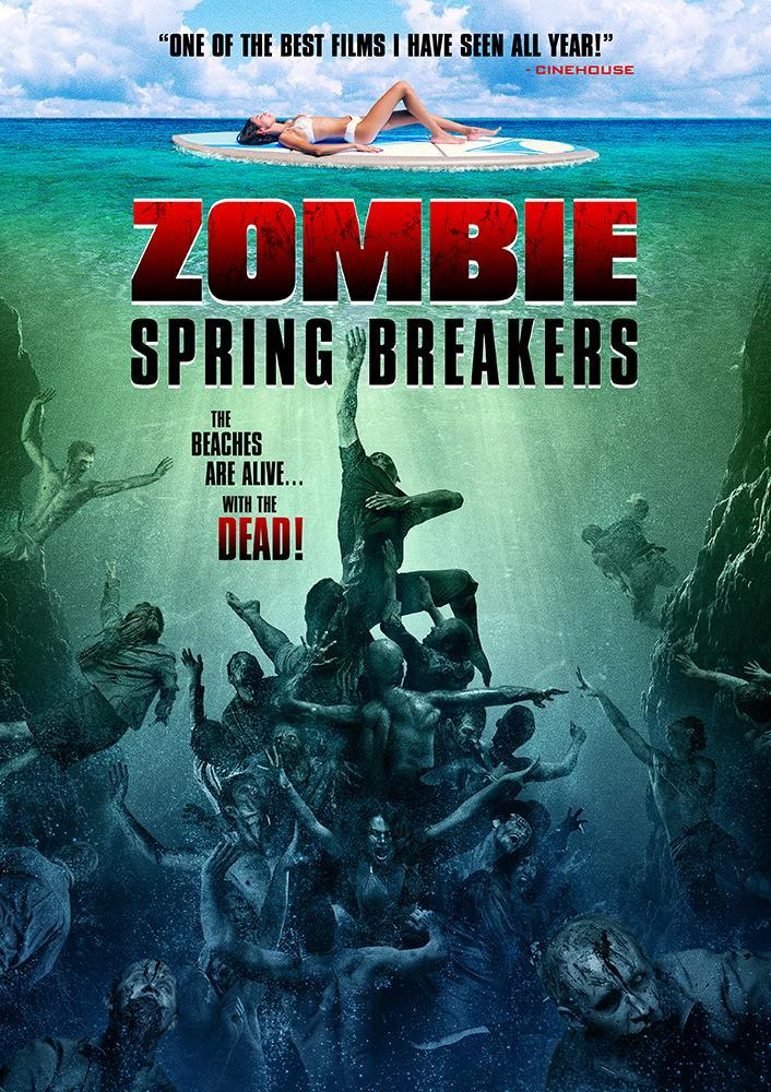 Zombie Spring Breakers 2016 Hindi Dual Audio 720p HDRip 950MB ESub x264