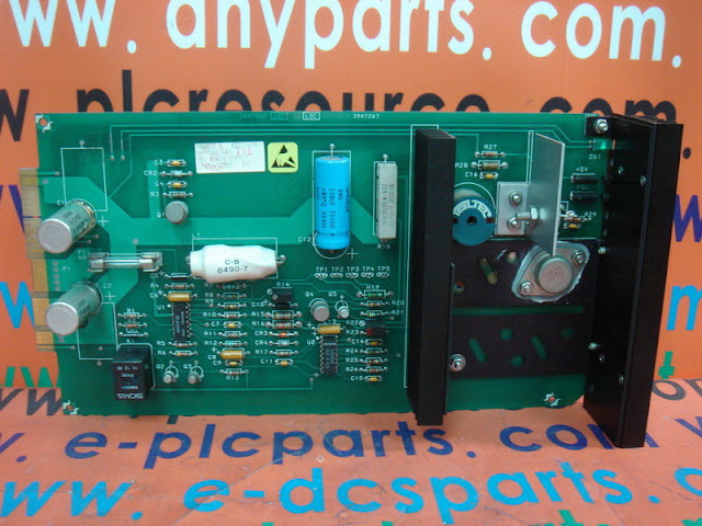 FISHER ROSEMOUNT POWER SUPPLY DH7010X1-A1 / 39A7265X012 B/C