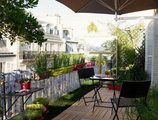 My Little Balcony Architettura E Design A Roma