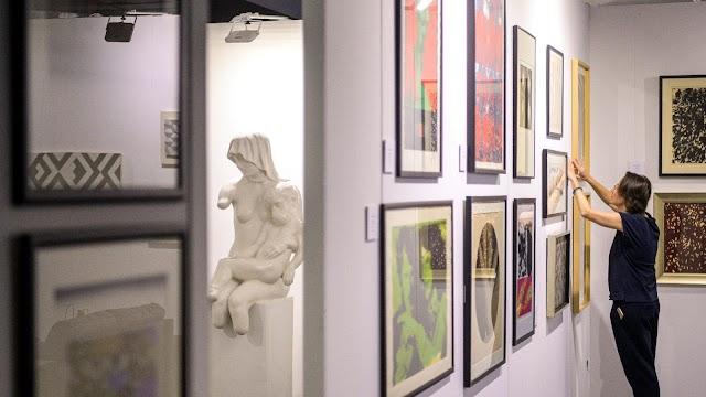 Art Market Budapest - Több mint 25 ezren látogattak el a kortárs művészeti vásárra