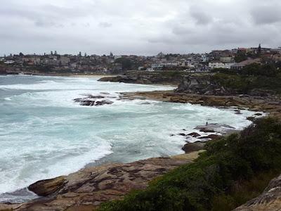 Best view of Bondi to Bronte Coastal Walk in Sydney Australia