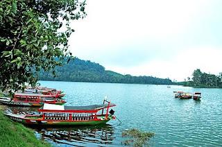 Objek Wisata di Situ Patenggang Ciwidey