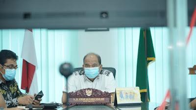 Wali Kota Tebingtinggi Terbitkan Surat Edaran Larangan Mudik Idul Fitri 2021