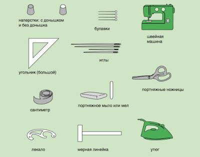 Купить инструмент для пошива штор
