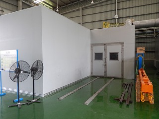 Thermal Spray Booth 5000×3000×2000(H)