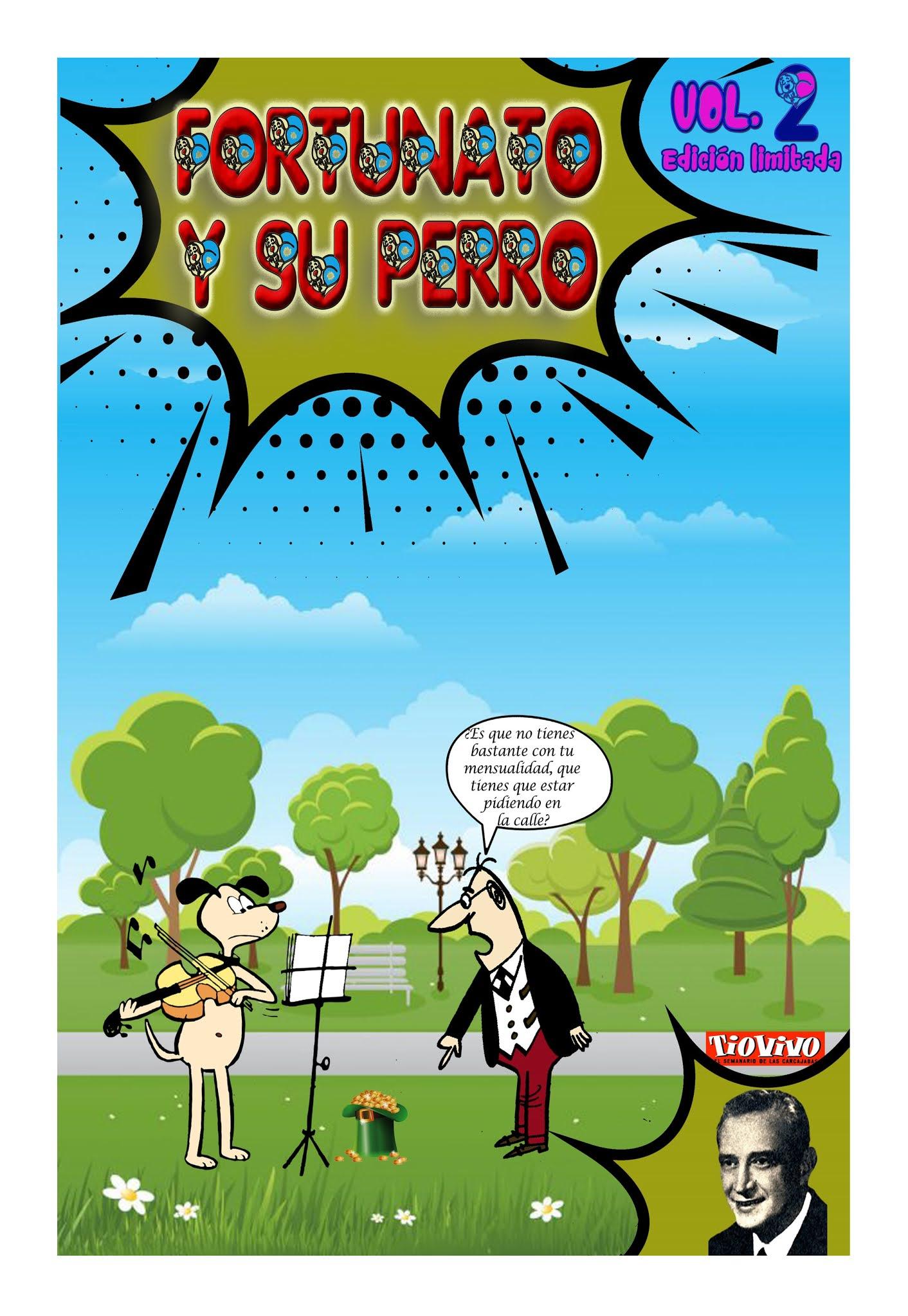 FORTUNATO Y SU PERRO