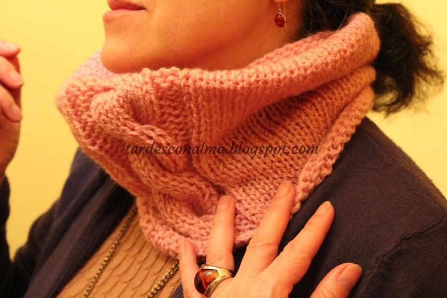 Manualidades para el frío en tardesconalma.blogspot.com