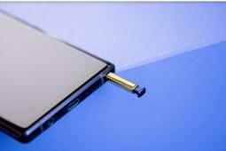Samsung Galaxy Note 10 codename hints at further S Pen improvements