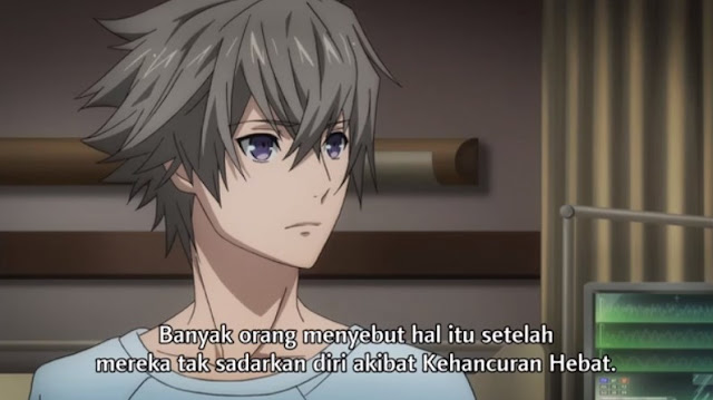 Lord of Vermilion: Guren no Ou Episode 01 Subtitle Indonesia