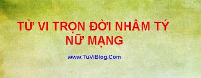 Tu Vi Tron Doi Nham Ty Nu Mang
