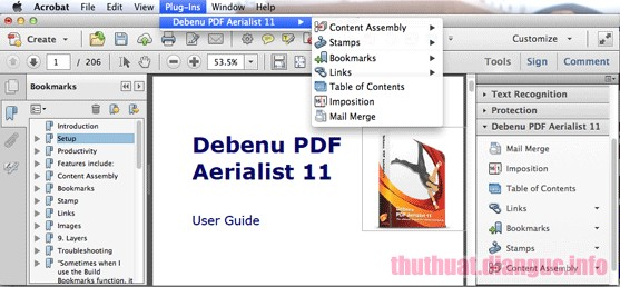 Download Debenu PDF Aerialist 13.1.1.0 Full Crack