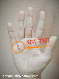 Money Line In Palmistry By Rishabh Shrivastav