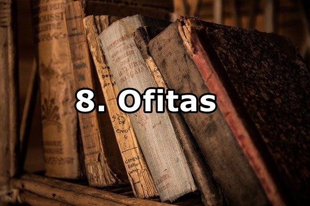 8. Ofitas