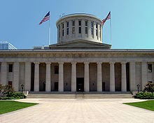 Le-capitole-de-Columbus-(Ohio)-1861-Henry-Walters-style-néoclassique.JPEG