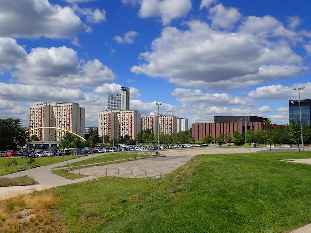 Gdzieś w Katowicach