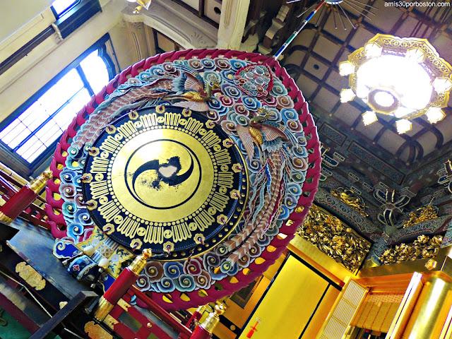 Tambores Ceremoniales del Templo Tsukiji Hongwanji
