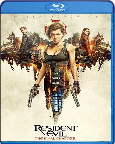 Resident Evil: The Final Chapter [2017] [BD50] [Latino] [2in1]